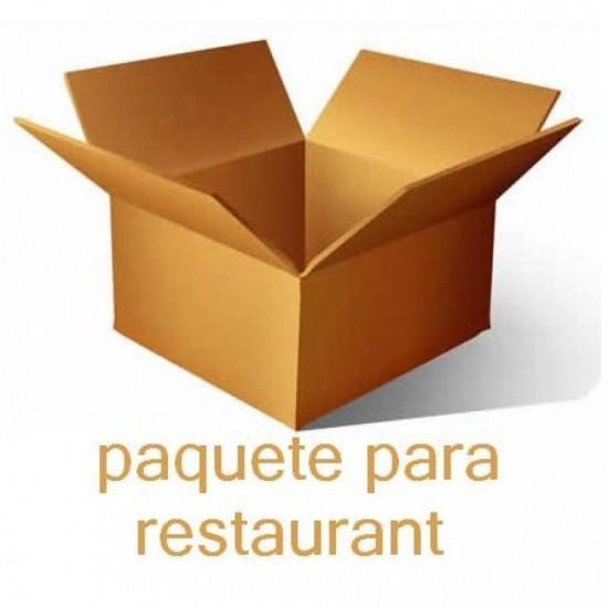 Paquete de Restaurant PR-G